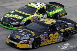 Stanton Barrett and Jason White