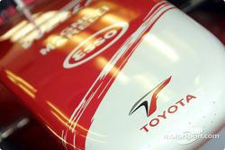 Cono de la nariz del Toyota
