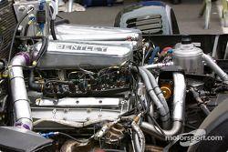#8 Team Bentley Bentley Speed 8: Motor
