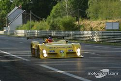 Gérard Welter WR-Peugeot : Jean-René de Fournoux, Stéphane Daoudi, Bastien Brière