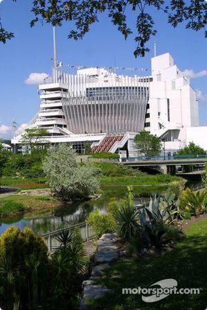 The Casino on Ile Notre-Dame