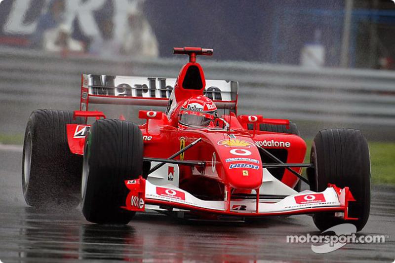 Montreal - Michael Schumacher - 7 victorias