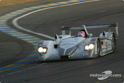 #5 Audi Sport Japan Team Goh Audi R8: Jan Magnussen, Marco Werner, Seiji Ara