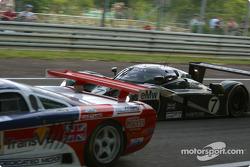 #7 Team Bentley Bentley Speed 8: Tom Kristensen, Rinaldo Capello, Guy Smith
