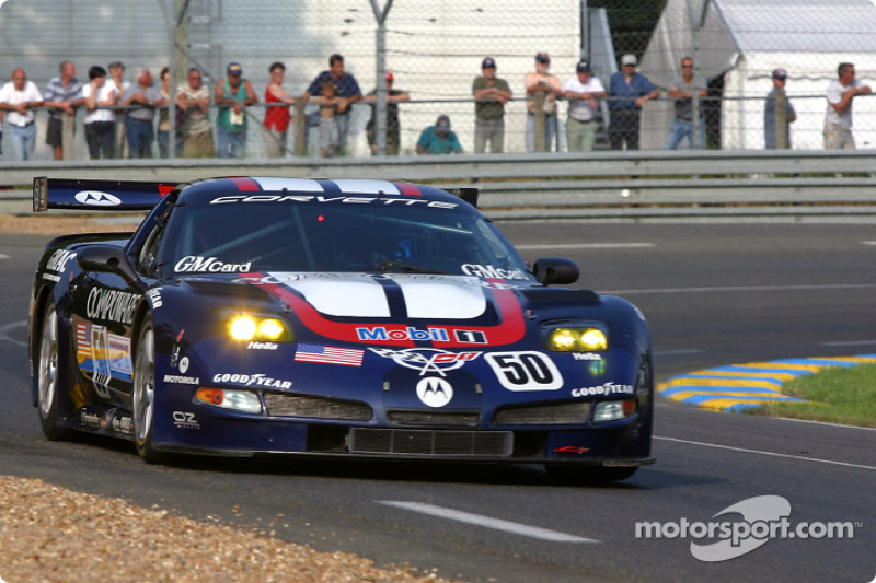 2003: #50 Corvette Racing C5: Oliver Gavin, Kelly Collins, Andy Pilgrim