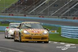 TPC Racing Porsche GT3 Cup : Michael Schrom, Andy Lally