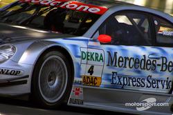 Christijan Albers, Team HWA, AMG-Mercedes CLK-DTM 2003