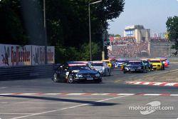 Start: Jean Alesi, Team HWA, AMG-Mercedes CLK-DTM 2003