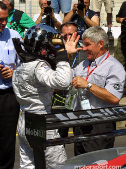 1. Christijan Albers, Team HWA, AMG-Mercedes CLK-DTM 2003