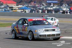 #04 Istook/Aines Motorsport Group Audi S4: Don Istook, Steve Olsen