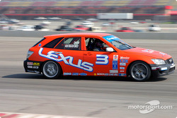 Team Lexus IS300 : Daniel Dror, John Rutherford