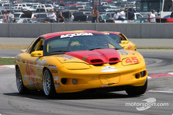 #45 Michael Baughman Racing Firebird: Bob Ward, Mike Yeakle