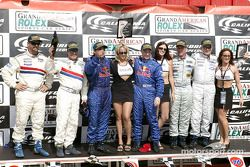 DP winners at the Grand American 400 with trophy girls.