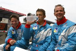 #13 Courage Competition Courage C60 Judd: Jonathan Cochet, Stephan Gregoire, Jean-Marc Gounon