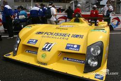 #25 Gérard Welter WR-Peugeot