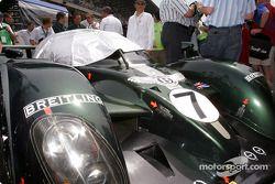 #7 Team Bentley Bentley Speed 8