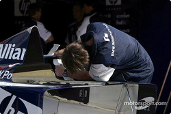 Williams -BMW team member