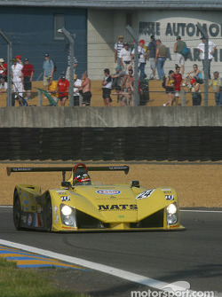 #24 Rachel Welter WR LMP01-Peugeot: Olivier Porta, Yojiro Terada, Gavin Pickering