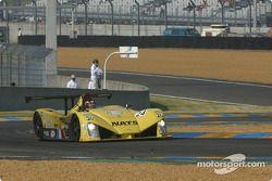 Rachel Welter WR LMP01-Peugeot : Olivier Porta, Yojiro Terada, Gavin Pickering