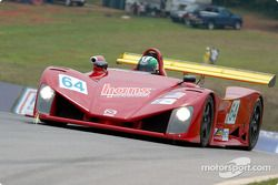 #64 Downing-Atlanta Welter Racing Mazda: Jim Downing, Howard Katz