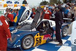 Victoire pour la voiture 58