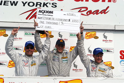 Rennwerks Motorsports receives a check