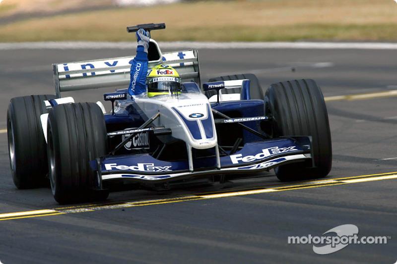 2003 Ralf Schumacher, Williams (Nurburgring)