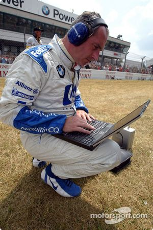 Williams-BMW mühendis