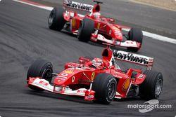 Михаэль Шумахер, Ferrari