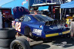 Brandon Ash's car