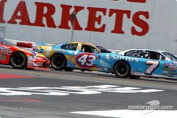 Jimmy Spencer and Christian Fittipaldi