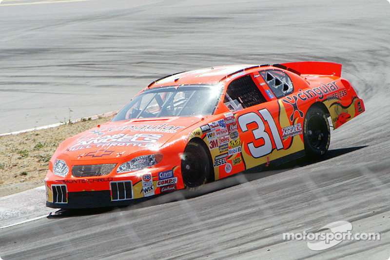 2003, Sonoma: Robby Gordon (Childress-Chevrolet)