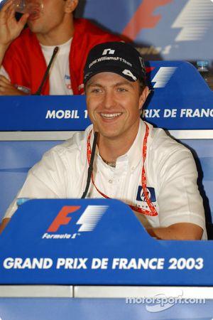 Conferencia de prensa FIA del jueves: Ralf Schumacher