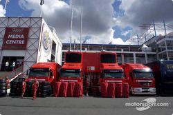 Transportadores de Ferrari