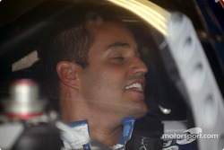 Juan Pablo Montoya enjoyed driving Jeff Gordon'in DuPont Chevrolet
