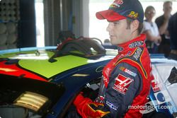 Jeff Gordon climbing into familiar territory