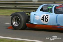 la Chevron B16 n°48 pilotée par Jon Minshaw, Martin Stretton