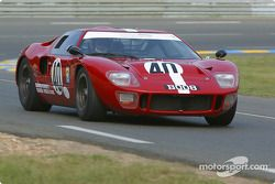 #40 Ford GT40: Chris Chiles, Paul Ingram