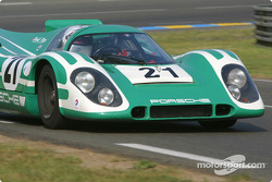 la Porsche 917K n°21 pilotée par David Piper