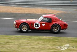l'AC Cobra n°20 pilotée par Grahame Bryant, Bill Shepherd