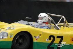 la Ligier n°27 pilotée par Willie Green