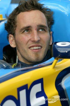 Renault F1 Test Pilotu Franck Montagny