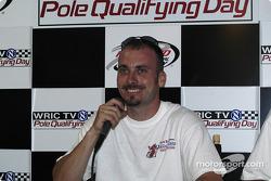Dave Steele, poleman
