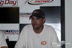 Jason McCord, outside pole