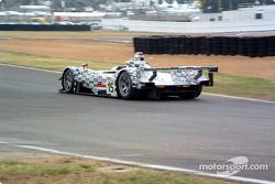 #15 Racing for Holland Dome S101 Judd: Jan Lammers, Andy Wallace, John Bosch