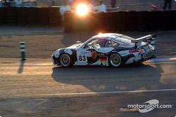 #83 Seikel Motorsport Porsche 911 GT3-RS: David Shep, Tony Burgess, Andrew Bagnall