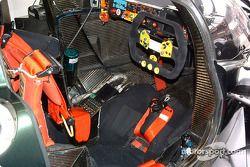 Bentley Speed 8 cockpit