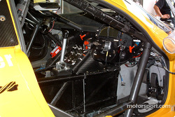 TVR Tuscan T400R cockpit
