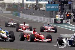 El comienzo: Michael Schumacher