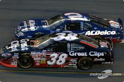 Kasey Kahne and Ron Hornaday